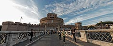 Immagine del virtual tour 'Castel Sant'Angelo - 123 d.C.'