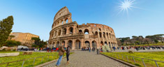 Immagine del virtual tour 'Colosseo - 72 d.C.'