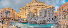Immagine del virtual tour 'Fontana di Trevi '